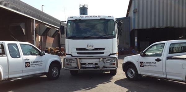 Joseph Grieveson Trucks