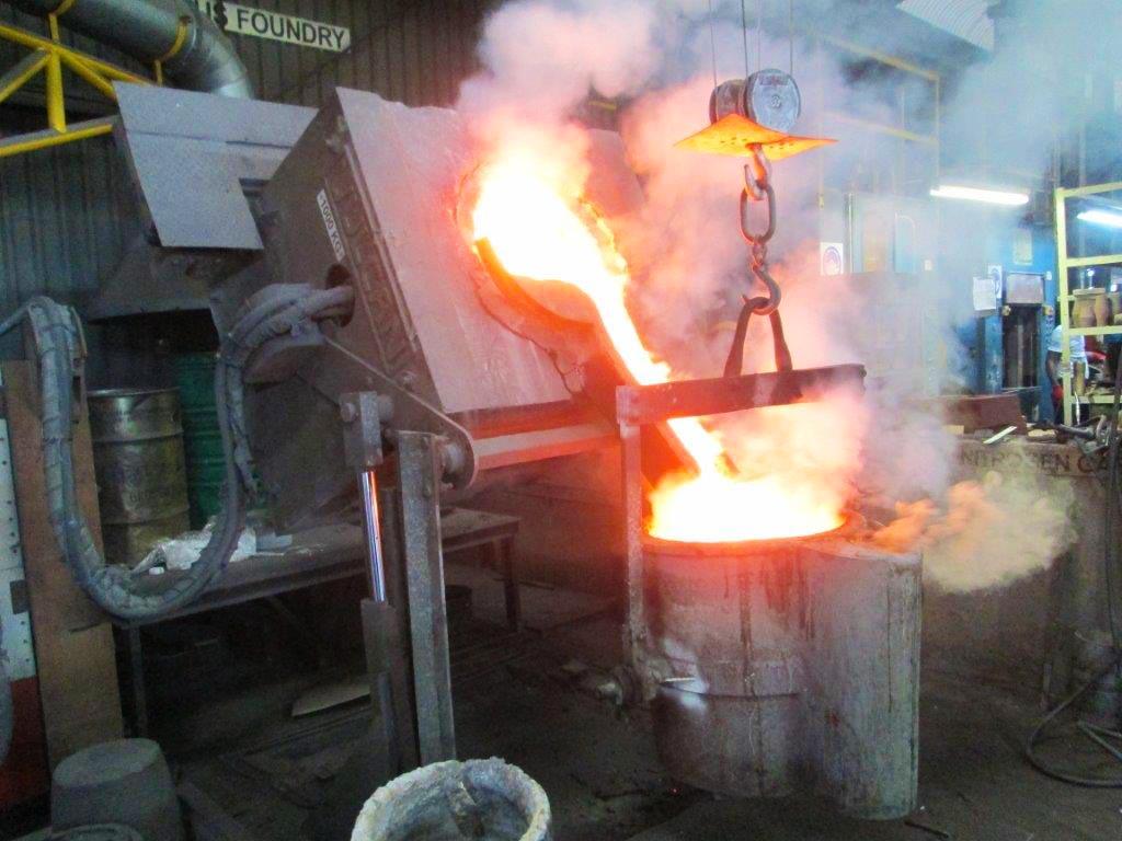Joseph Grieveson furnace